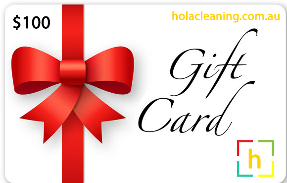 Gift Card Hola Cleaning